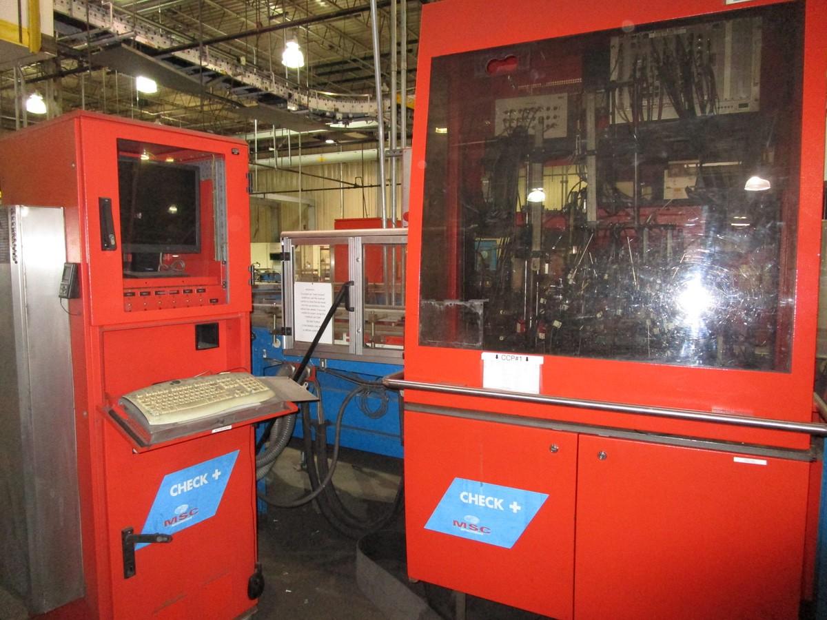 2005 Tiama MSC Check + Droite Multi Inspection Machine s/n 169083 | Rig Fee: $1500 Skidded & Loaded