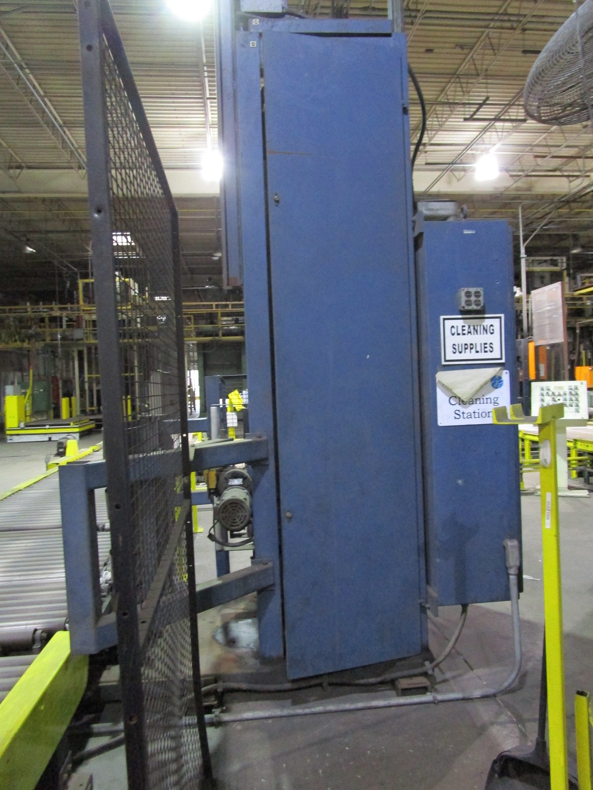Lantech Automatic Pallet Stretch Wrapper s/n NA | Rig Fee: $2500 - Image 3 of 7