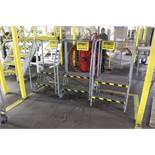 Lot of (3) Warehouse Ladders | Rig Fee: Hand Carry or Contact Rigger