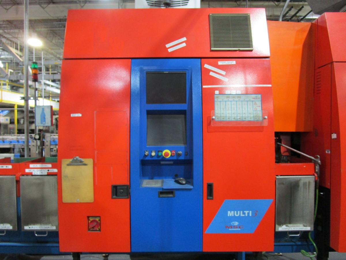 2005 Tiama MSC Multi 3 Multi Inspection Machine s/n 275190 | Rig Fee: $1500 Skidded & Loaded