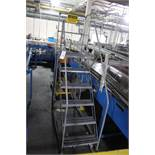 6' Warehouse Ladder | Rig Fee: Hand Carry or Contact Rigger