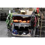Storage Shelf w/Contents | Rig Fee: Hand Carry or Contact Rigger