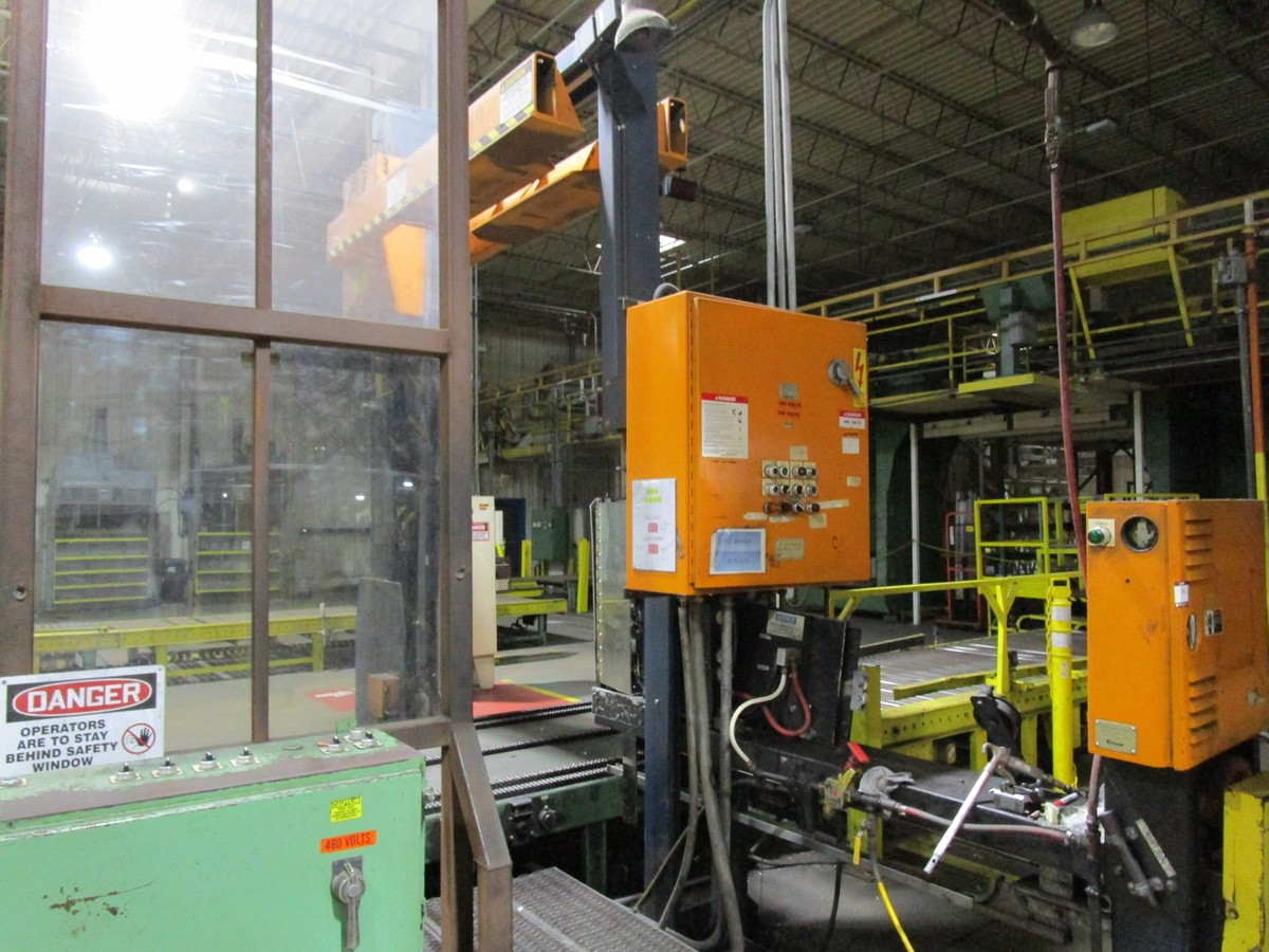 Cyclop ABS-2-60PE Automatic Strapping Machine s/n P1-953-60 | Rig Fee: $3500 - Image 2 of 4