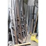 Material Rack w/Contents | Rig Fee: Hand Carry or Contact Rigger