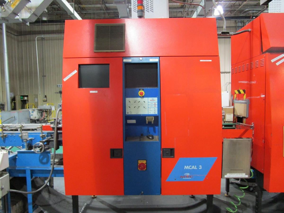 2005 Tiama MSC VCAL 3 Inspection Machine s/n 266384 | Rig Fee: $1500 Skidded & Loaded