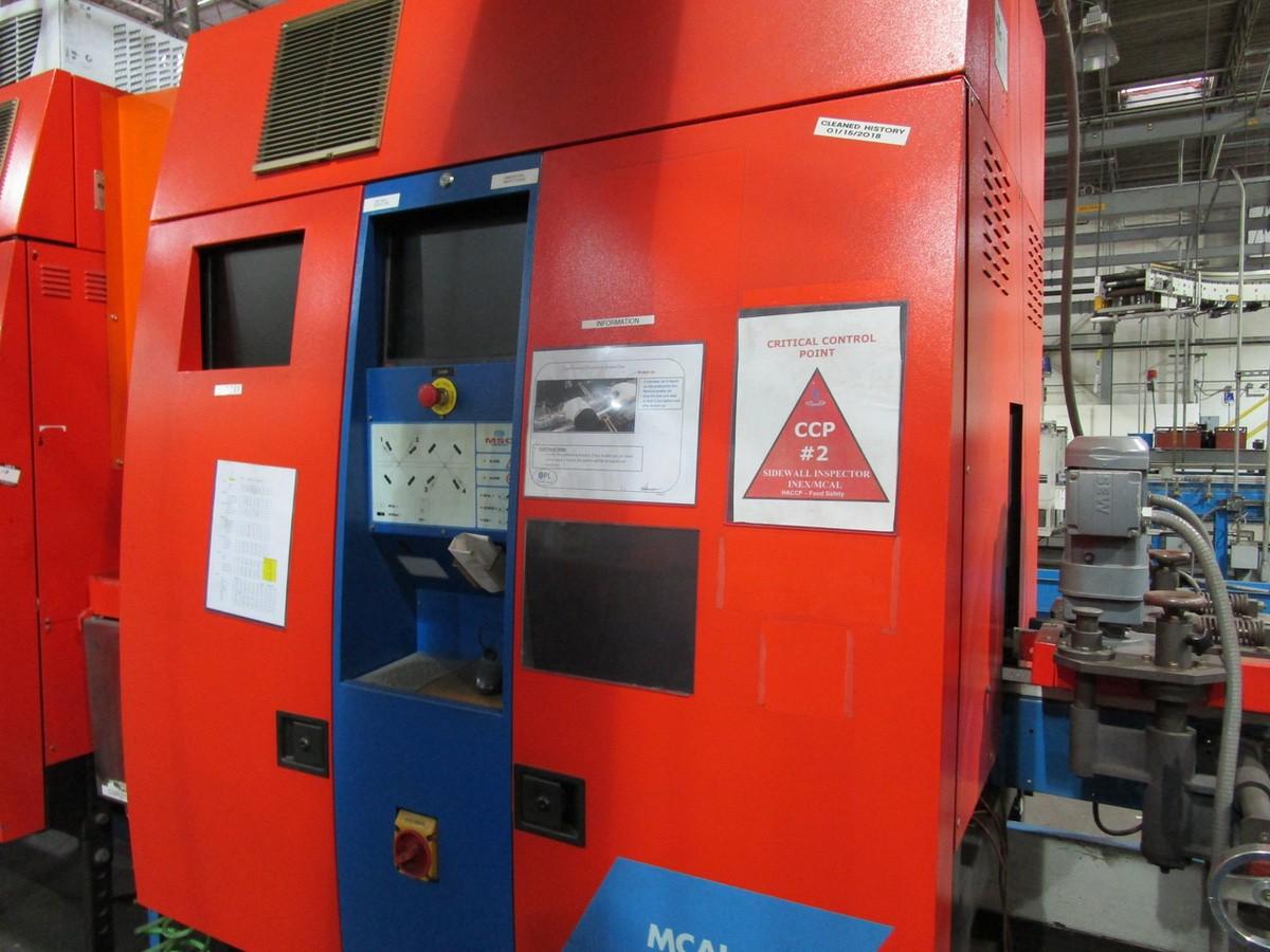 2005 Tiama MCAL3 Inspection Machine s/n 266385   Rig Fee: $1500 Skidded & Loaded