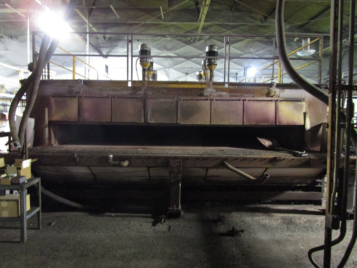 2005 Antonini Meccanica Vetraria Tupe L11W488/40/37 Glass Cool Down Conve | Rig Fee: Contact Rigger - Image 2 of 9