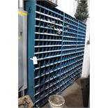Lot of (9) Parts Bins w/Contents | Rig Fee: Hand Carry or Contact Rigger
