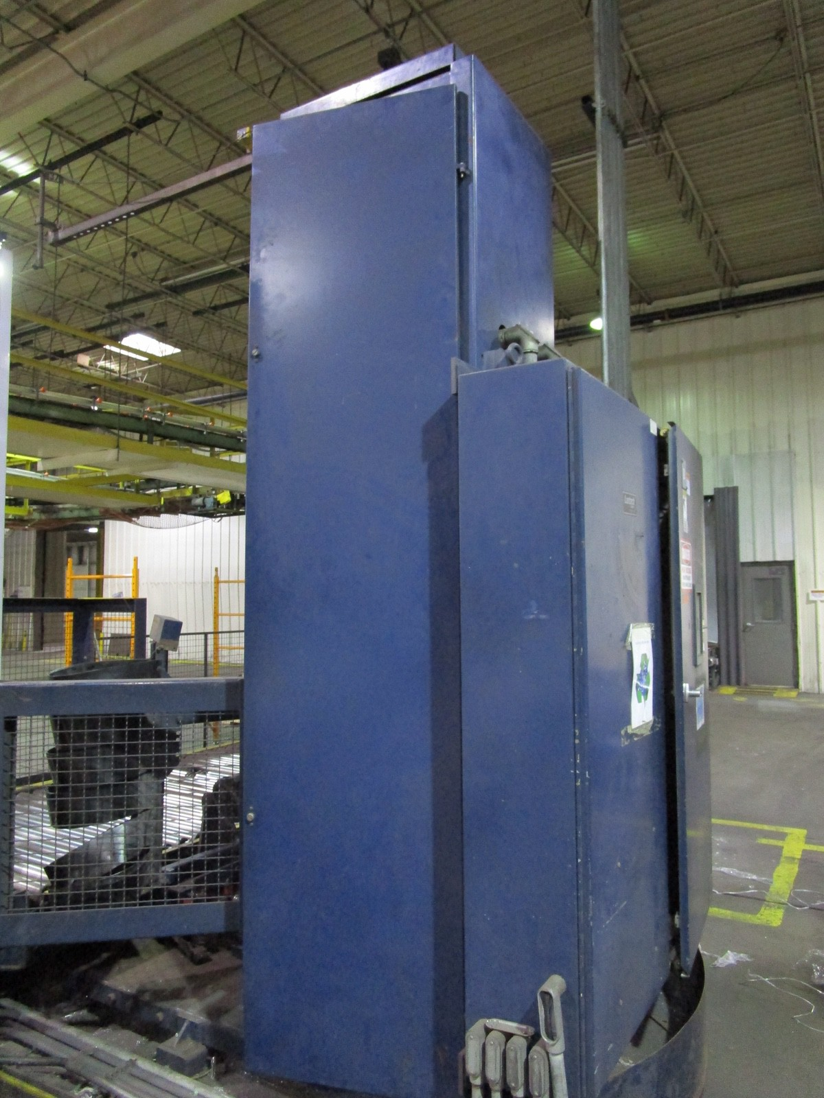 Lantech Automatic Pallet Stretch Wrapper s/n H-0231 | Rig Fee: $2500 - Image 4 of 6