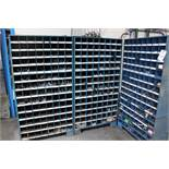 Lot of (3) Bolt Bins w/Contents | Rig Fee: Hand Carry or Contact Rigger