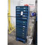Parts Bin w/Contents | Rig Fee: Hand Carry or Contact Rigger