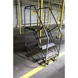 4' Warehouse Ladder | Rig Fee: Hand Carry or Contact Rigger