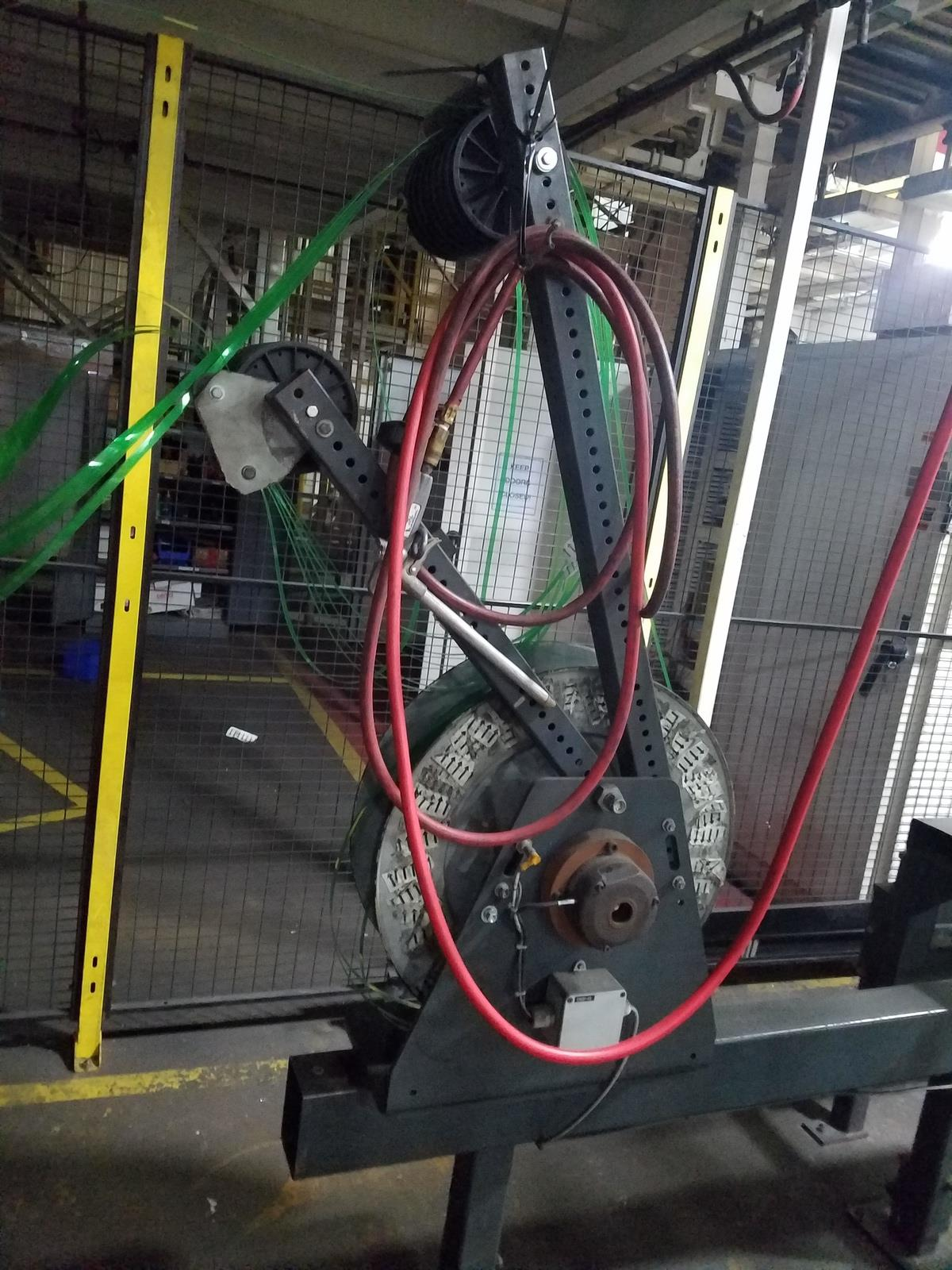 M.J. Maillis Automatic Strapping Machine | Rig Fee: Contact Rigger - Image 2 of 3