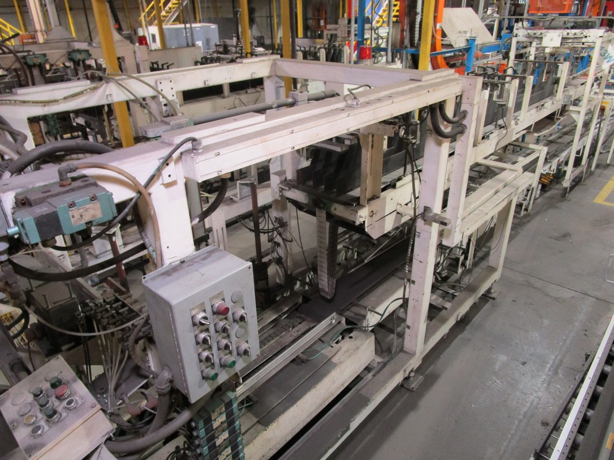 Seco Glass House Packer Carton Line Case Packer s/n 3522/D0835 | Rig Fee: Contact Rigger - Image 3 of 3