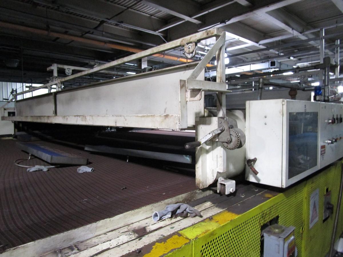 2005 Antonini Meccanica Vetraria Tupe L11W488/40/37 Glass Cool Down Conve | Rig Fee: Contact Rigger - Image 6 of 9