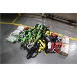 Lot of Fall Safety Harnesses | Rig Fee: Hand Carry or Contact Rigger