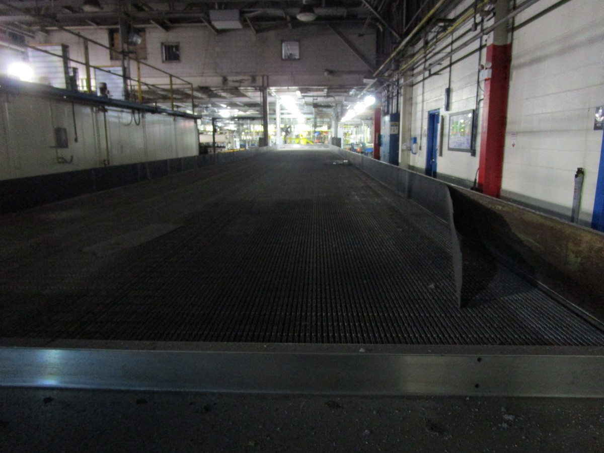 Alliance Industrial Approx. 6' x 70' Cooling Conveyor, PLC Control | Rig Fee: $7500 - Image 4 of 7