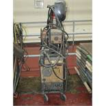 Miller 200-Amp Model CP-200 Constant Potential DC Welding Power Source, S/N; HD666381; with