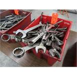Lot - Assorted Box-End Wrenches