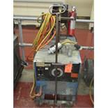 Miller 250-Amp Dialarc-250 AC/DC Constant Current Welding Power Source, S/N: JG008629; Input: 200/