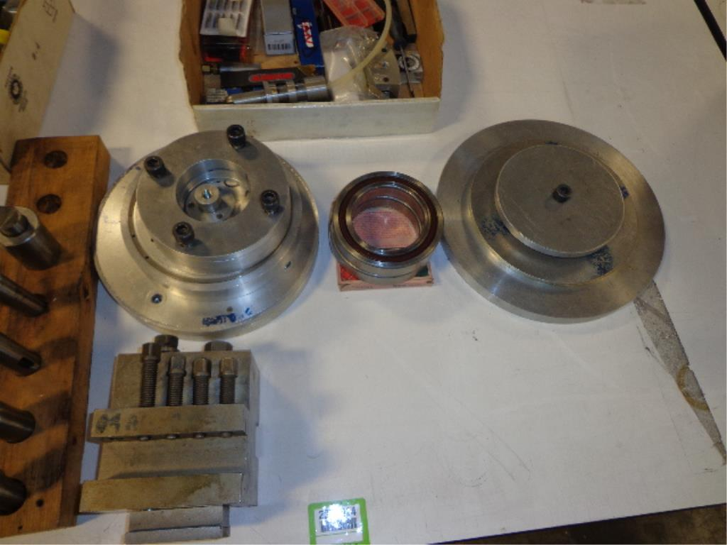Assorted Machine Tooling Parts - Image 2 of 7
