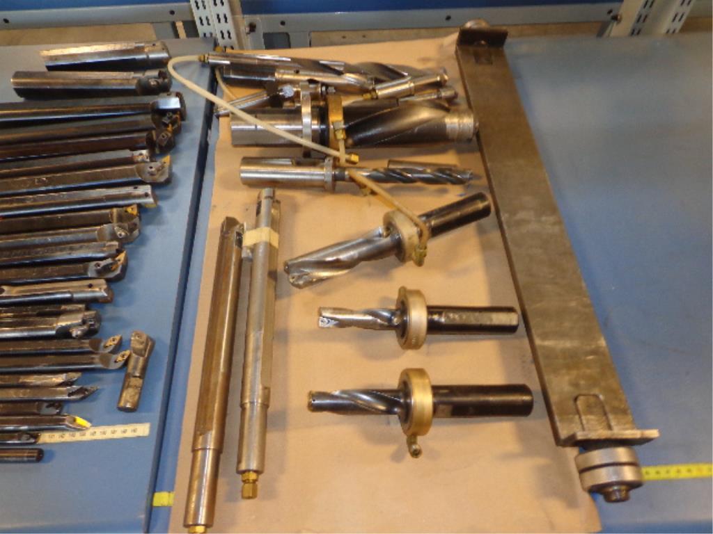 Nakamura Slant 3 Tooling Parts - Image 19 of 19