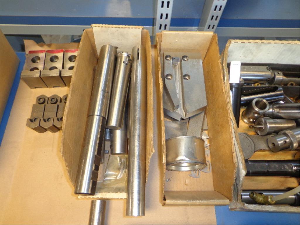 Nakamura Slant 3 Tooling Parts - Image 10 of 19