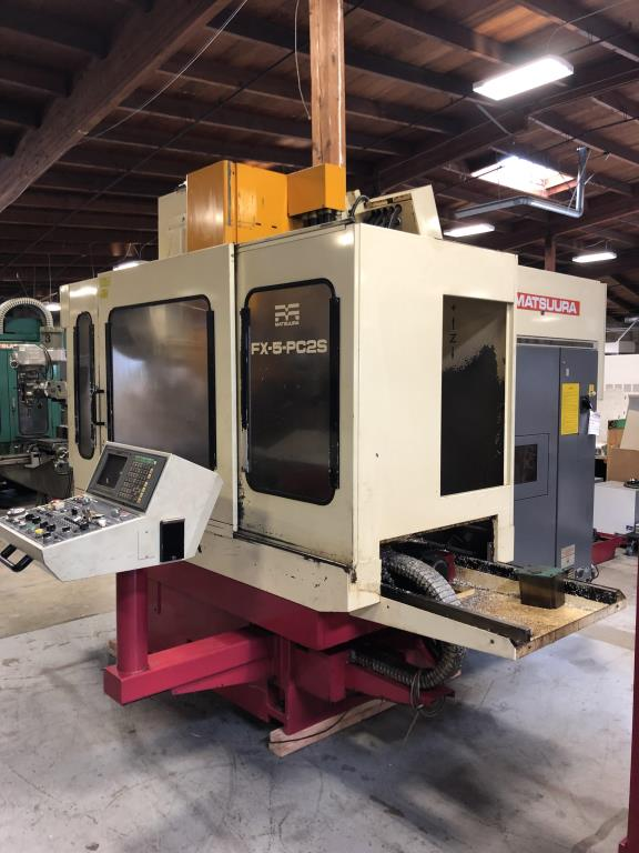 Vertical Machining Center - Image 2 of 9