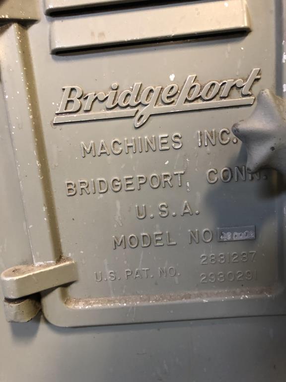 Bridgeport Mill - Image 4 of 15