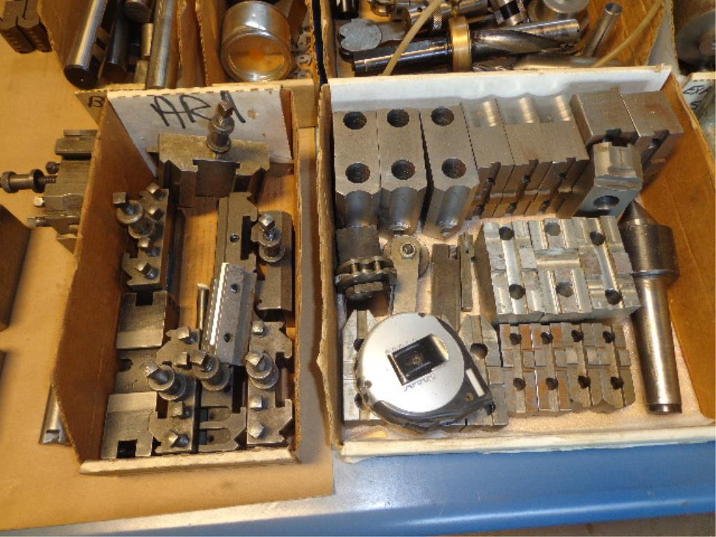 Nakamura Slant 3 Tooling Parts - Image 8 of 19