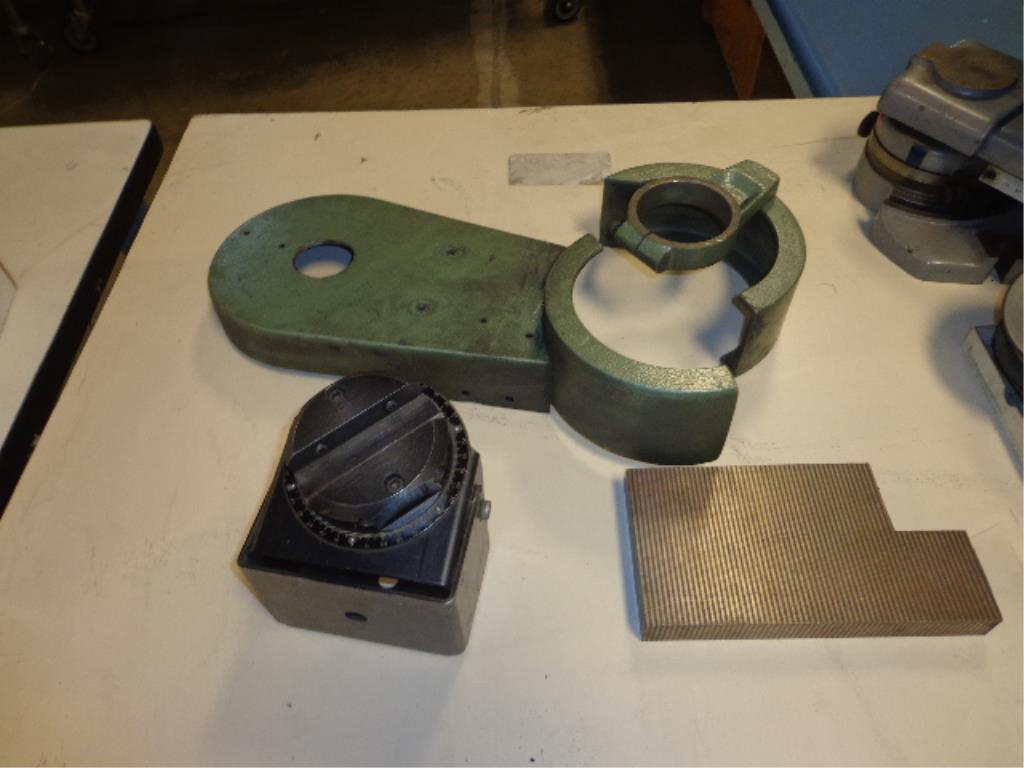 Assorted Machine Tooling Parts - Image 5 of 8