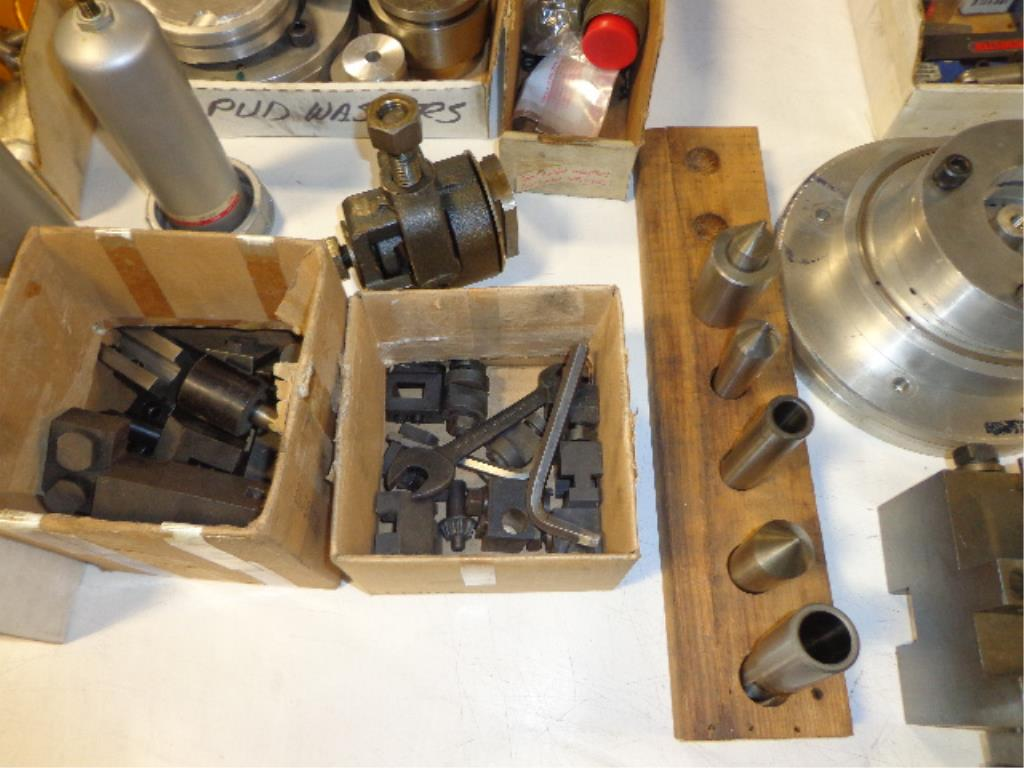 Assorted Machine Tooling Parts - Image 4 of 7