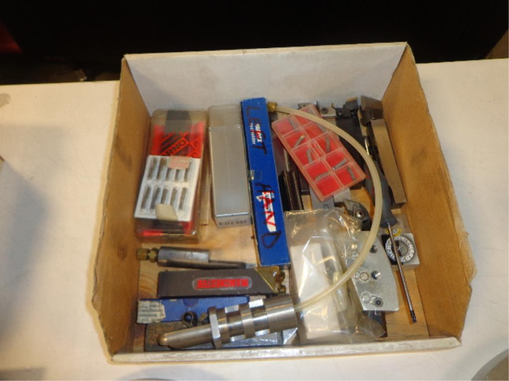 Assorted Machine Tooling Parts - Image 3 of 7