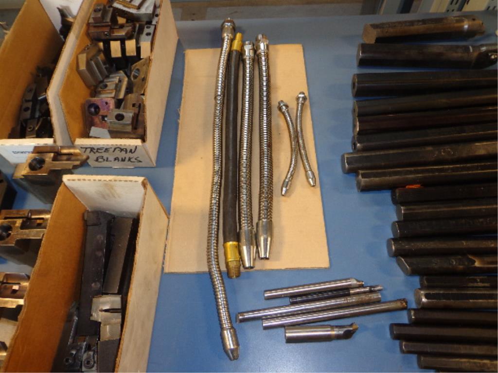 Nakamura Slant 3 Tooling Parts - Image 17 of 19