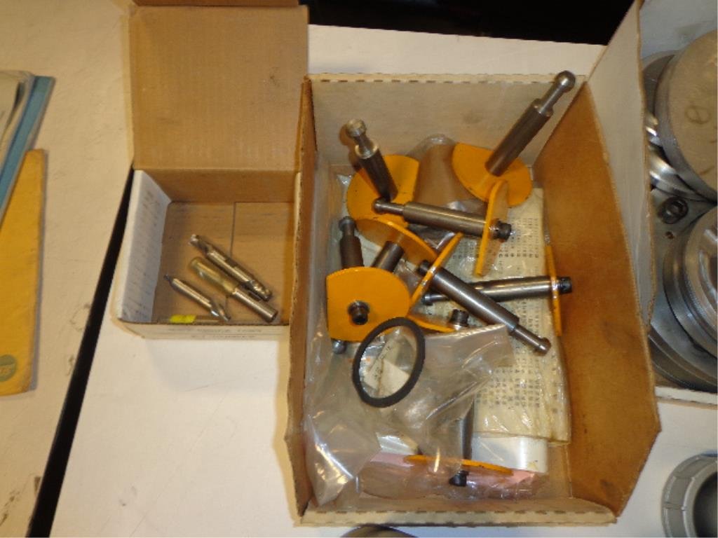 Assorted Machine Tooling Parts - Image 7 of 7