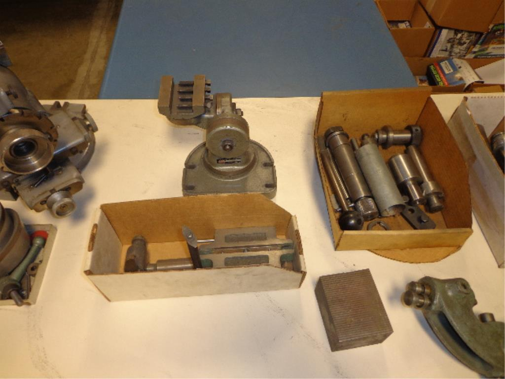 Assorted Machine Tooling Parts - Image 3 of 8