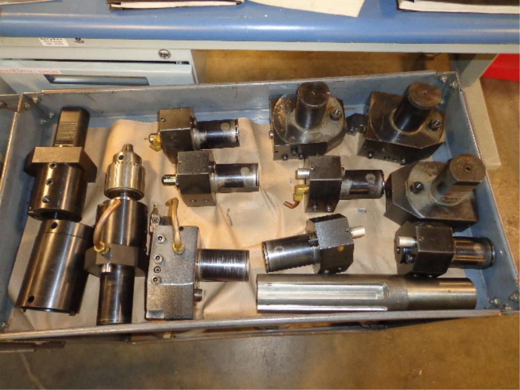 Nakamura Slant 3 Tool Parts - Image 2 of 6