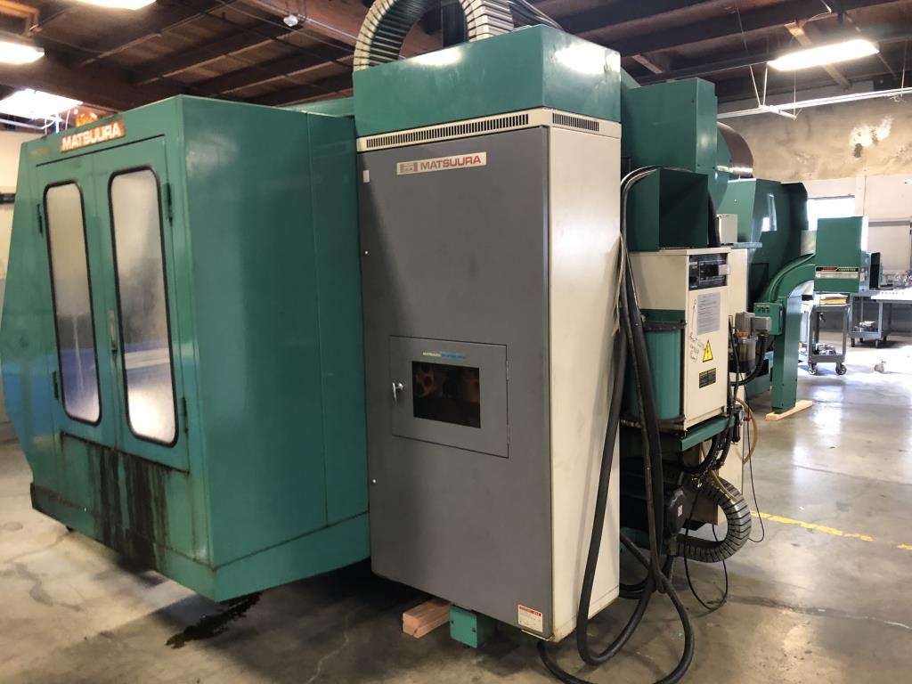 Vertical Machining Center - Image 9 of 16