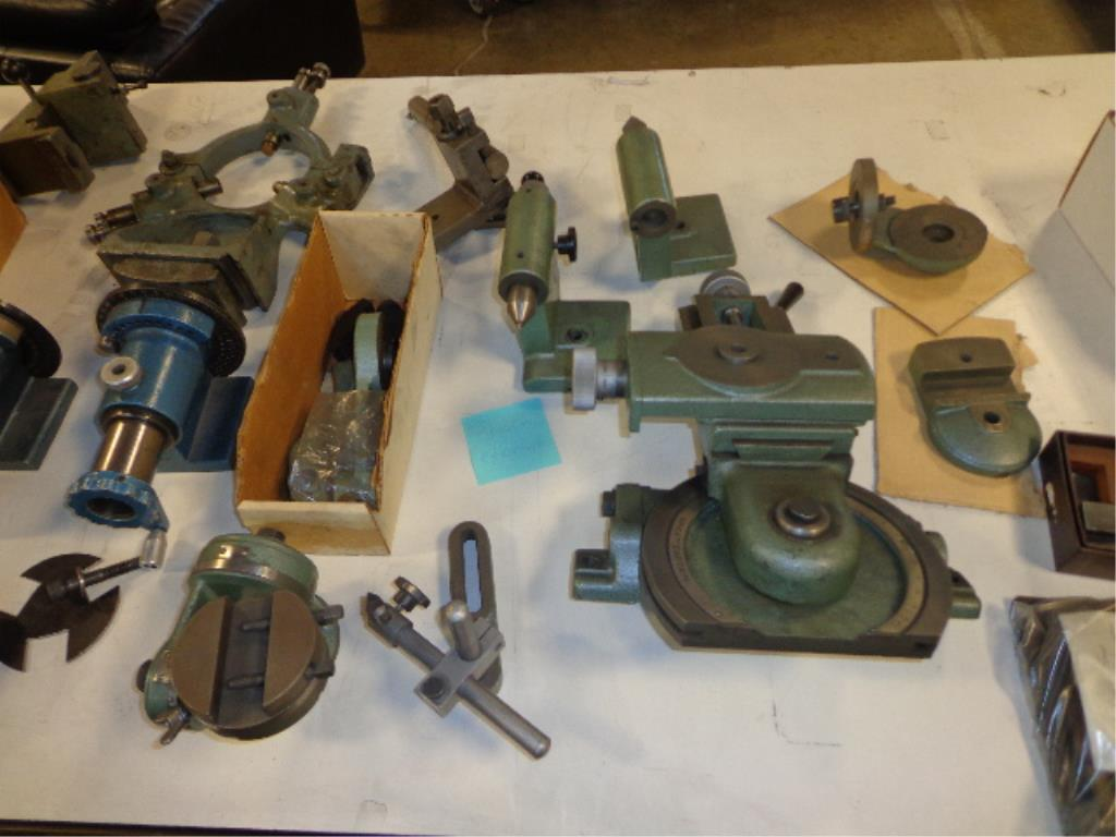 Assorted Machine Tooling Parts - Image 7 of 8