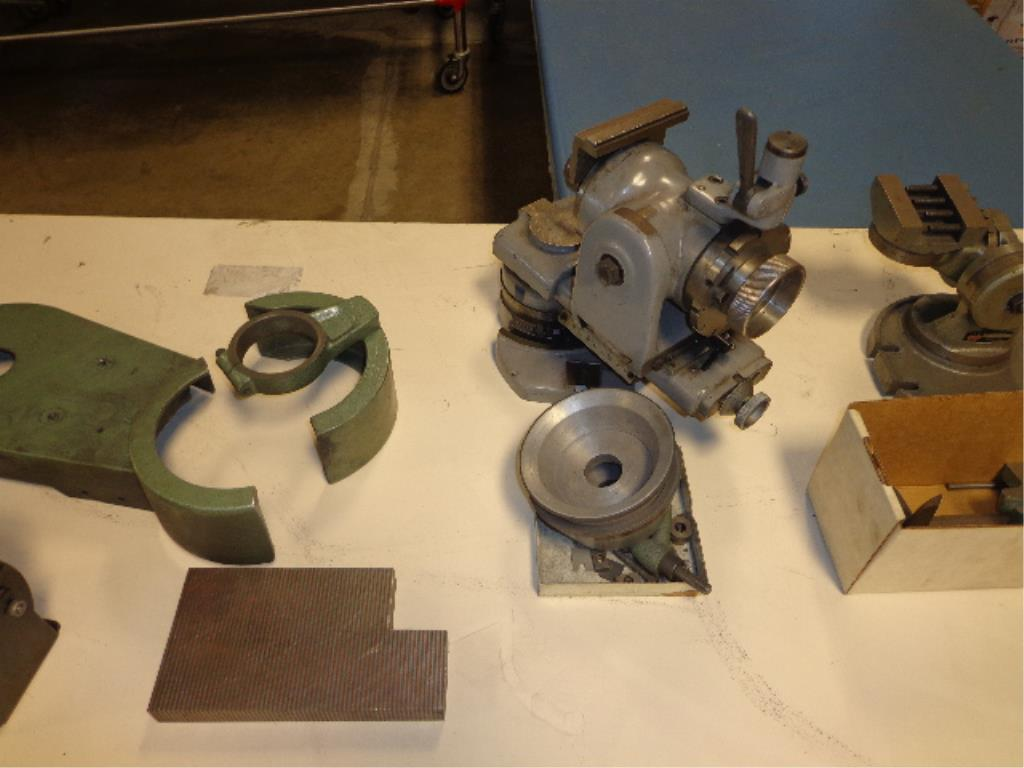 Assorted Machine Tooling Parts - Image 4 of 8