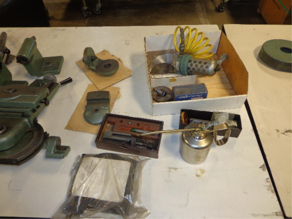 Assorted Machine Tooling Parts - Image 6 of 8