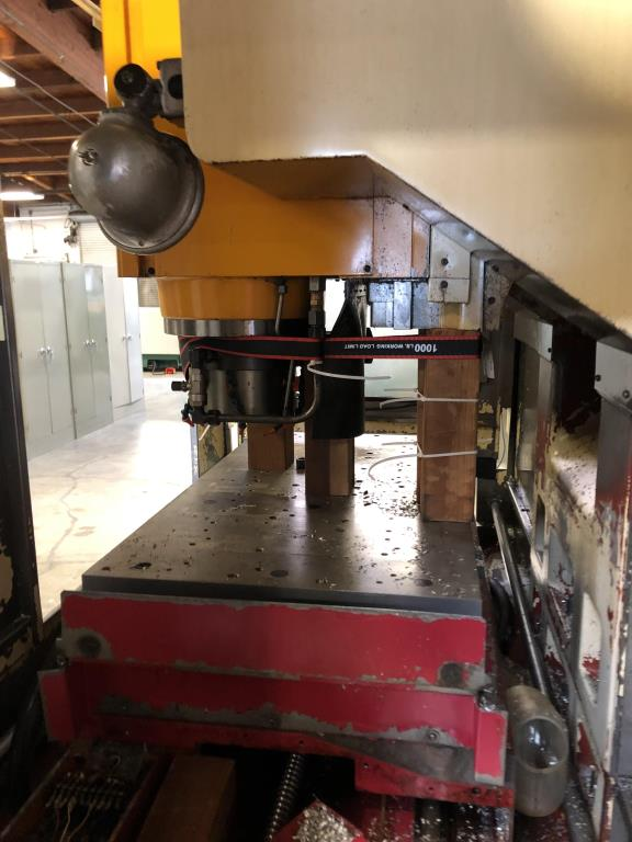 Vertical Machining Center - Image 6 of 9