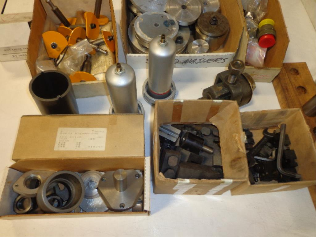 Assorted Machine Tooling Parts - Image 6 of 7