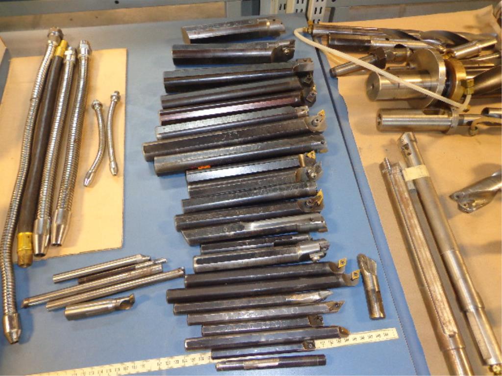 Nakamura Slant 3 Tooling Parts - Image 18 of 19