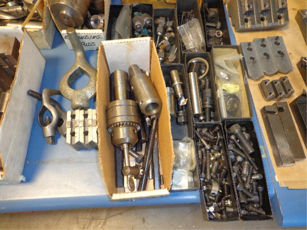 Nakamura Slant 3 Tooling Parts - Image 12 of 19