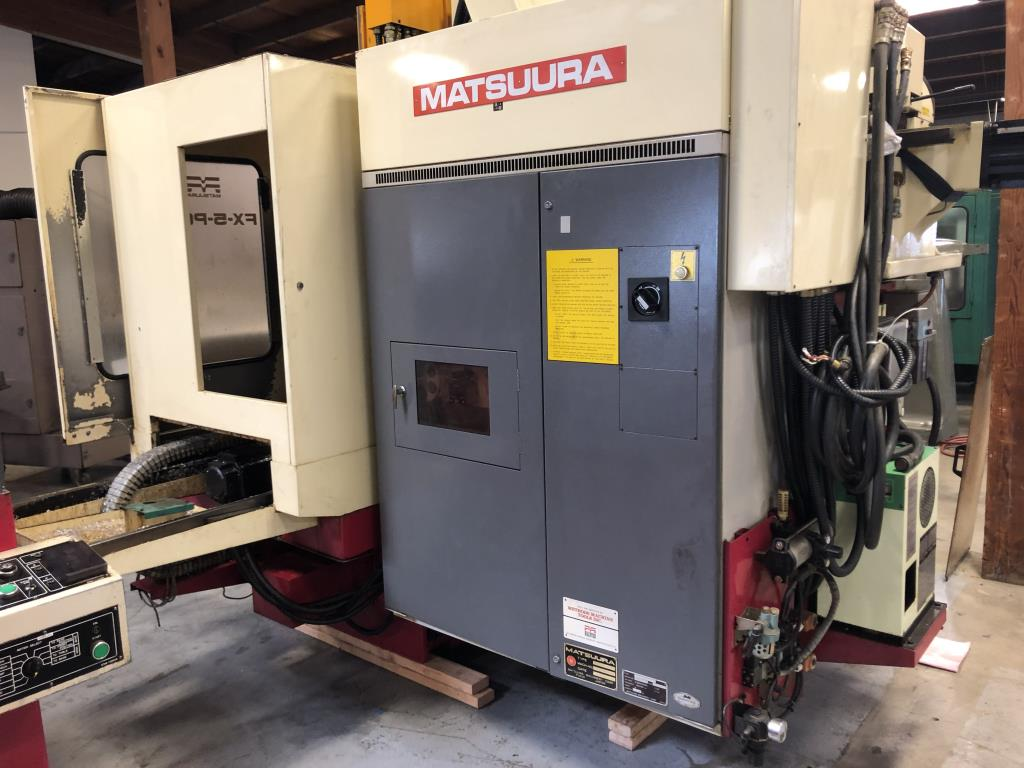 Vertical Machining Center - Image 8 of 9