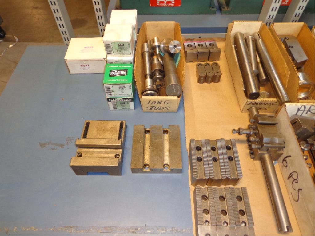 Nakamura Slant 3 Tooling Parts - Image 2 of 19