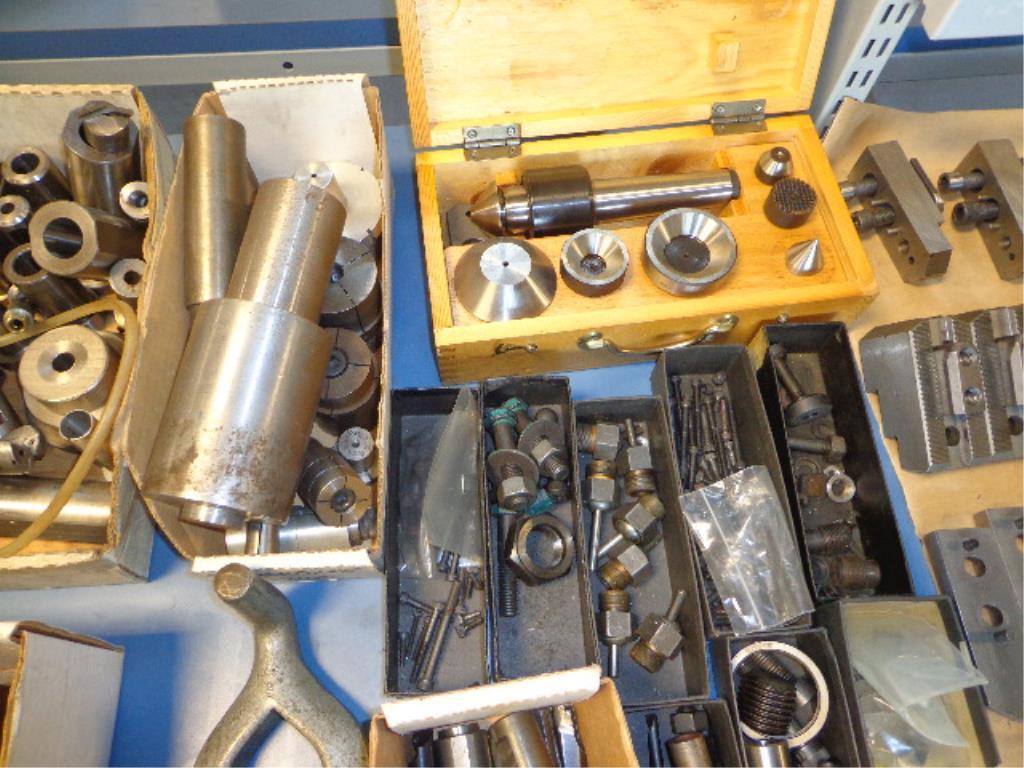 Nakamura Slant 3 Tooling Parts - Image 11 of 19