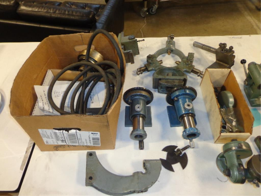 Assorted Machine Tooling Parts - Image 8 of 8