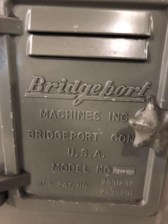 Bridgeport Mill - Image 8 of 14